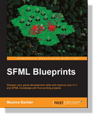 SFML Blueprints book cover