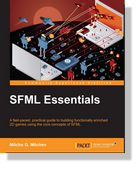 SFML Essentials book cover