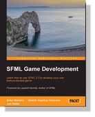 SFML Game Development book cover