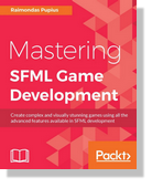 Mastering SFML Game Development book cover