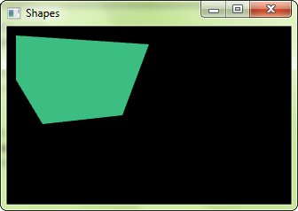A Convex Shape