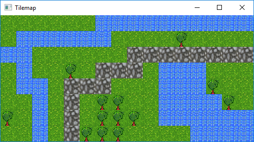 The Tilemap Example